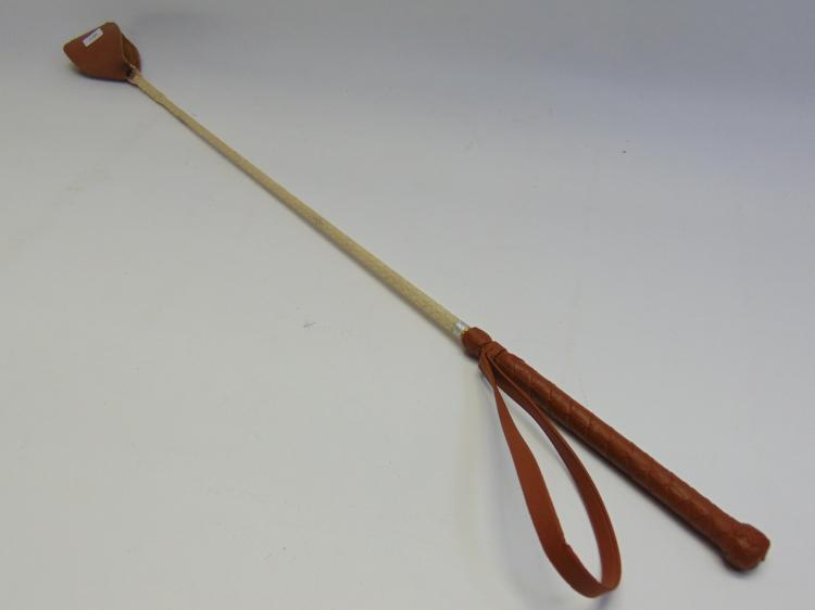 Vintage Plastic Riding Crop Of Horse Whip