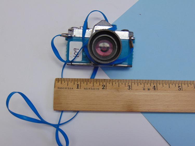 Vintage Souvenir London Slide Show Camera