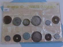 Lot 120: Hong Kong Exchange Chinese Currency Coin Set