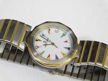 Lot 24: Unused Daniel Mink Swiss Quartz Pristine Water Resistant Wrist Watch