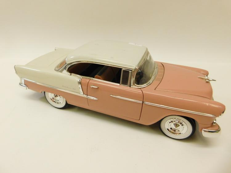 1/18 Scale Chevrolet Bel Air Diecast Model Car