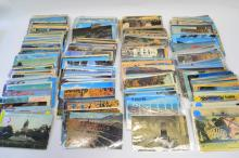 Lot 159: Large Lot Of Vintage Travel Postcards