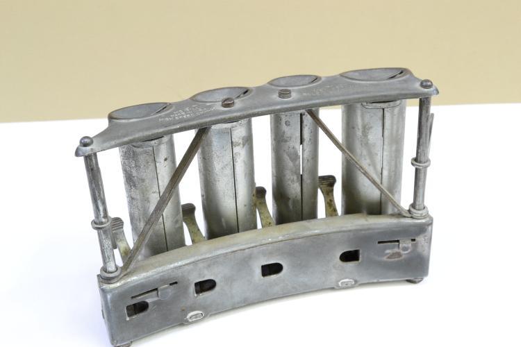 Lot 160: Vintage Mcgill High Speed Changer Belt Worn Change Making Machine