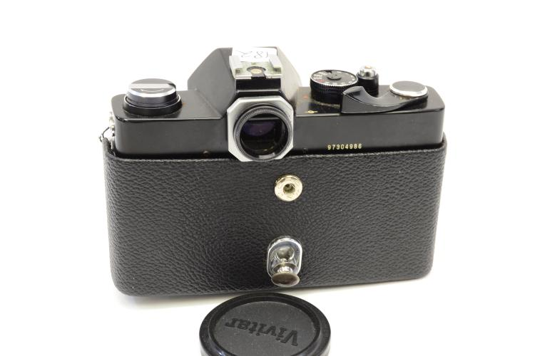 Lot 182: Vivitar 220/Sl 35 Millimeter Film Camera