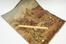 Lot 184: Lot Of 2 English Country Scene Tapestries