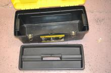 Lot 54: Lot Of To Stanley 24 Inch Series 2000 Tool Boxes