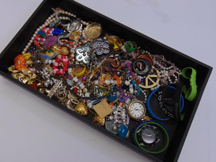 Upcycle Recycle Reuse Costume Jewelry Lot
