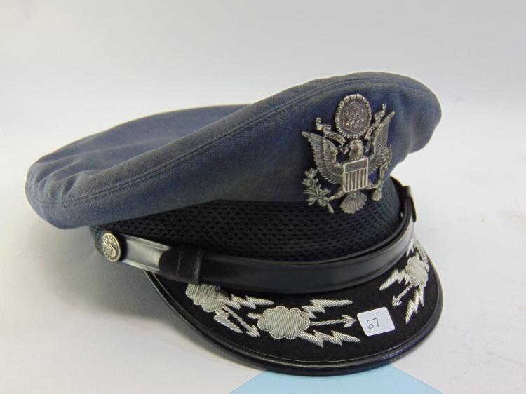 Vintage Air Force Lt Colonel Dress Cap