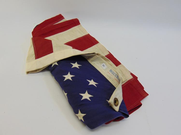 50 Star United States 3'X5' Cotton Flag
