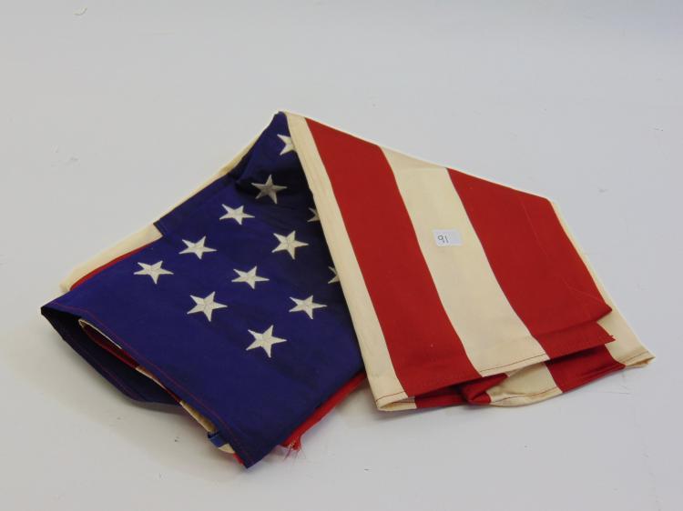 48 Star United States3'X2' Nylon Flag