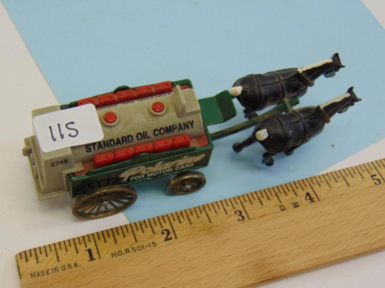 1/64 Made In England Horse Drawn Oil Tanker