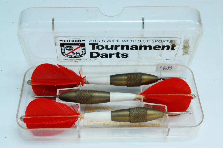 Crown Wide World Of Sports Tournament Darts