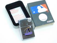 Zippo Mlb Arizona Diamond Backs Lighter Unused