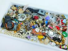 Junk Jewelry Lot For Upcycle Recycle Or Reuse