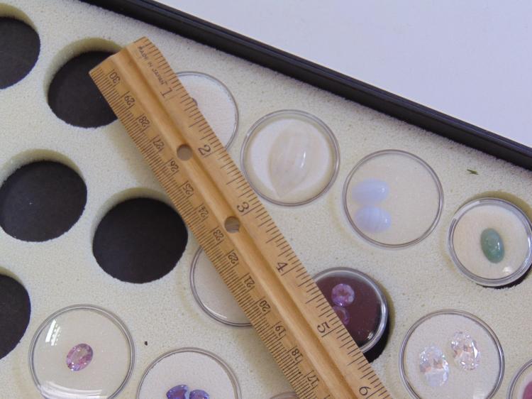 Lot 3: Huge Lot of Semi Precious Gem Stones