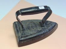 Lot 4: Antique Sad Iron or Door Stop