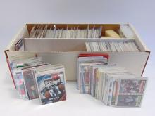 Lot 6: Huge Lot of 49ers & More Football Cards