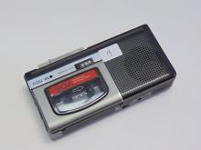Lot 9: Sony M-750V Microcassette Recorder