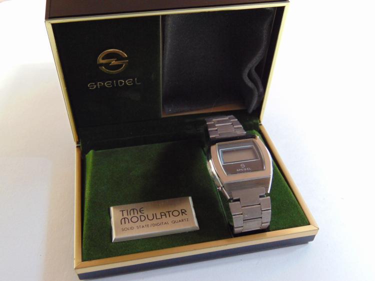 Lot 27: Speidel Modulator Mens Watch in the Box