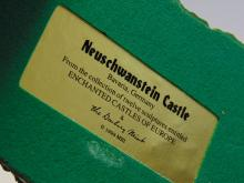 Lot 32: Danbury Mint Neuschwanstein Castle Sculpture