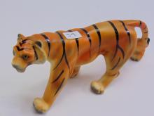 Lot 59: Vintage Norleans Porcelain Tiger Figurine