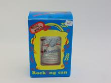 Lot 62: Music World Budweiser Rocking Can New In Box