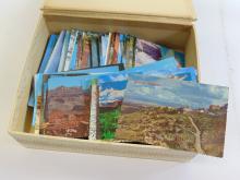 Lot 64: Large Lot of Unused Vintage Postcards