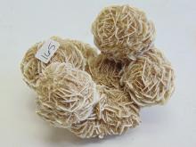 Lot 165: Gypsum Desert Rose Rock Cluster Selenite Specimen