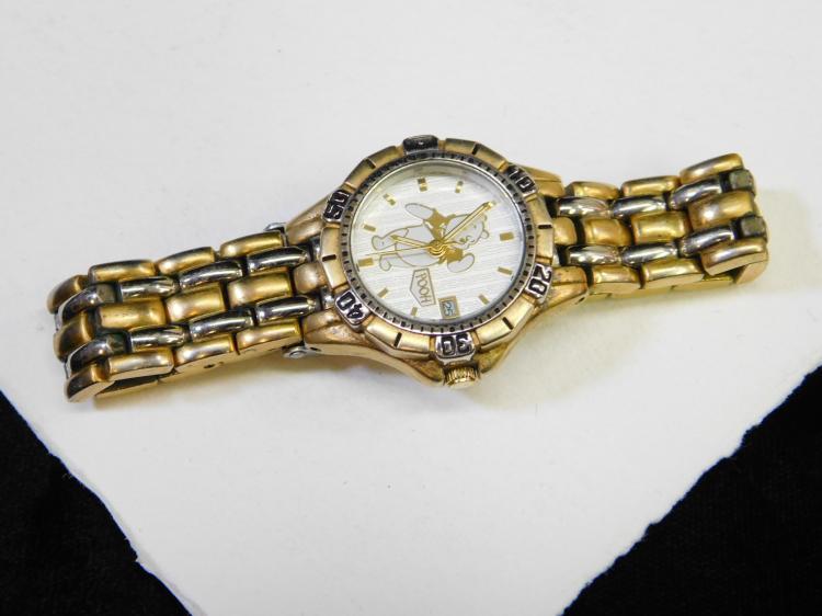 The Disney Store Winnie The Pooh Wrist Watch