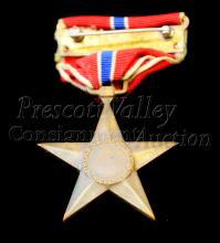Lot 107: Heroic or Meritous Achievement Bronze Star US Army Medal