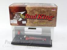 Lot 17: Action 1/64 Scale Kenny Bernstein Budweiser 20th Anniversary Top Fuel Dragster Model in Case