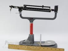 Lot 18: Vintage Ohaus Cent O Gram Triple Beam Balance Model CG311 Scale