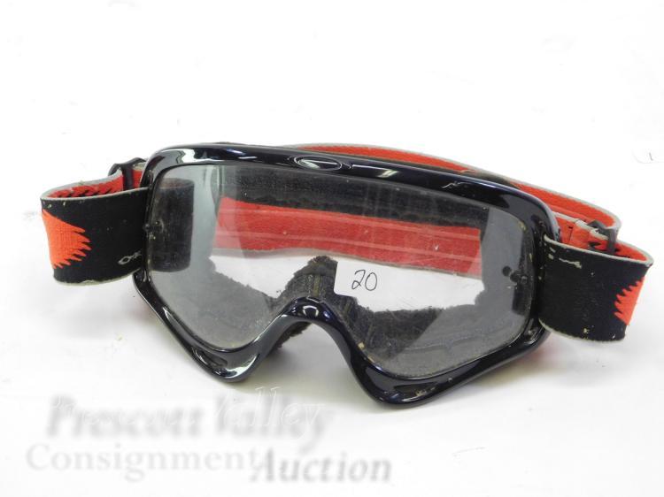 Oakley Ski Snowboard Black Goggles