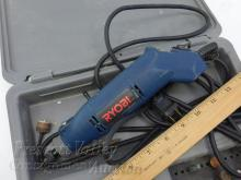 Lot 22: Ryobi HT20VSK Corded Variable Speed Rotary Tool with Case and Bits