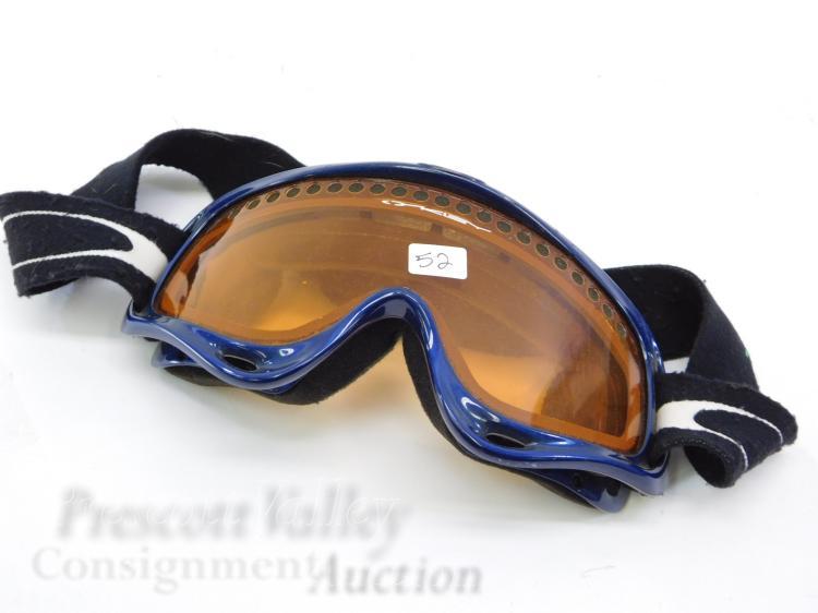 Oakley Ski Snowboard Blue Goggles