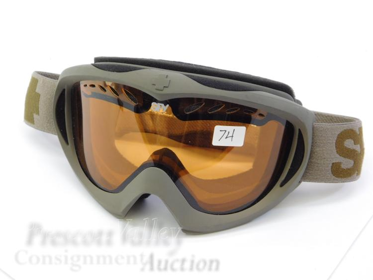 Spy Optics Ski Snowboard Motocross Goggles
