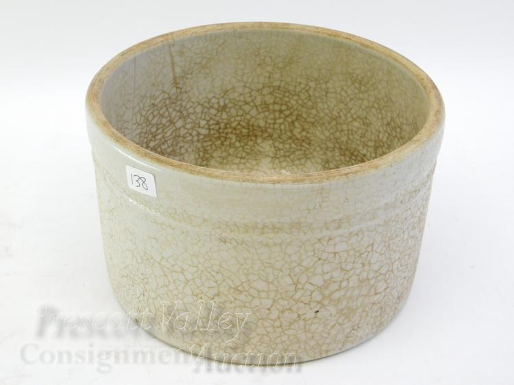 Vintage Small Stoneware Crock