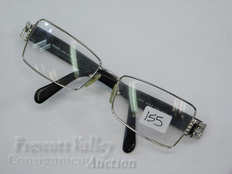 Versace Mod 1028-B Designer Prescription Glasses