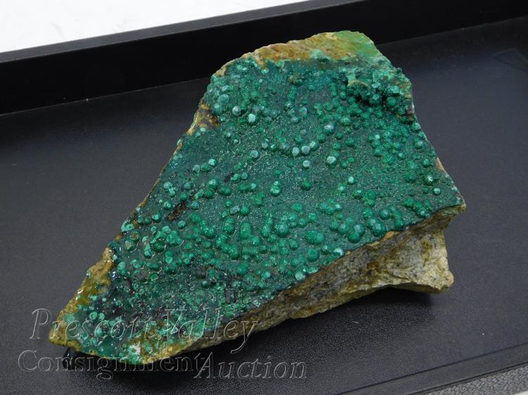 Rare Arizona Found Malachite Rock Specimen