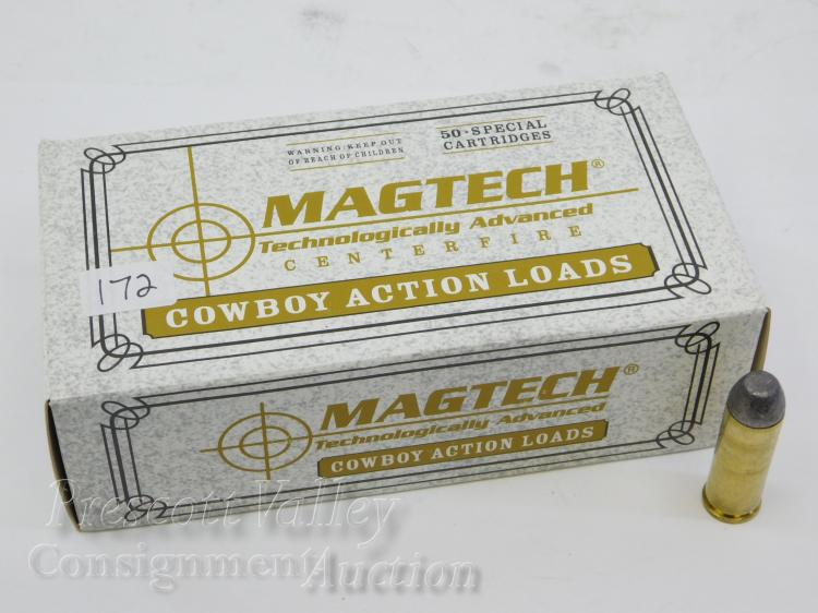 Magtech Centerfire Cowboy Action Loads Box of 50 Special .45 Colt Cartridges