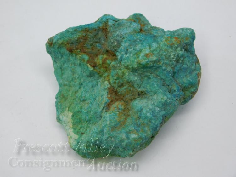 Large Rough Turquoise Rock Specimen