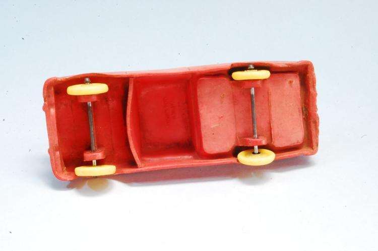 Lot 3: Vintage Auburn Rubber Ranchero? Elcamino? Toy Car
