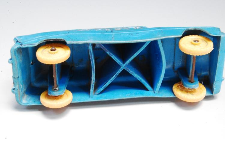 Lot 10: Vintage Auburn? Rubber Station Wagon with Pilots Wings