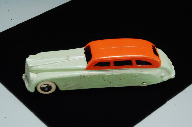 Antique Tootsie Toy Long Nosed Stretch Car