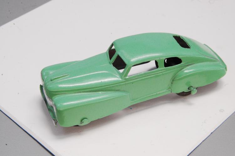 Lot 27: Antique Tootsie Toy Restored Diecast Car