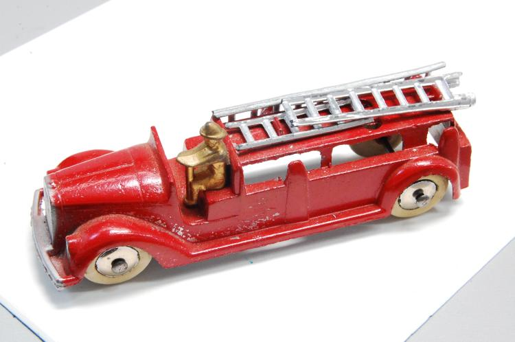 Antique Tootsie Toy Fire Truck