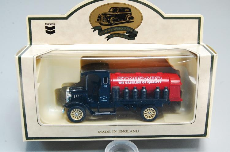 Chevron Days Gone 1927 Red Crown Gasoline Truck