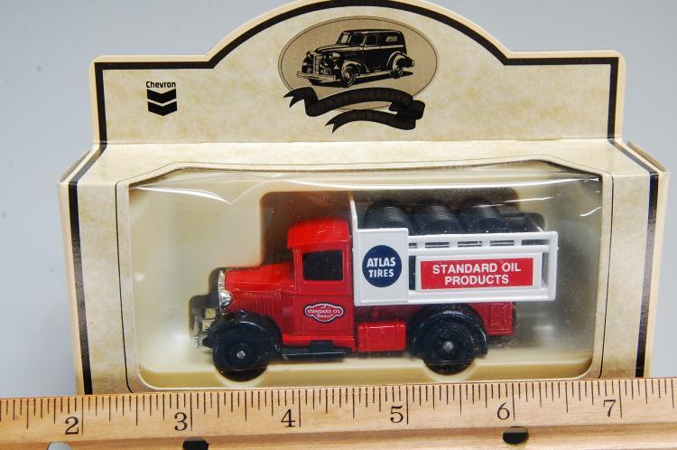 Lot 44: Chevron Days Gone Atlas Tire Truck 1934 Model A Ford