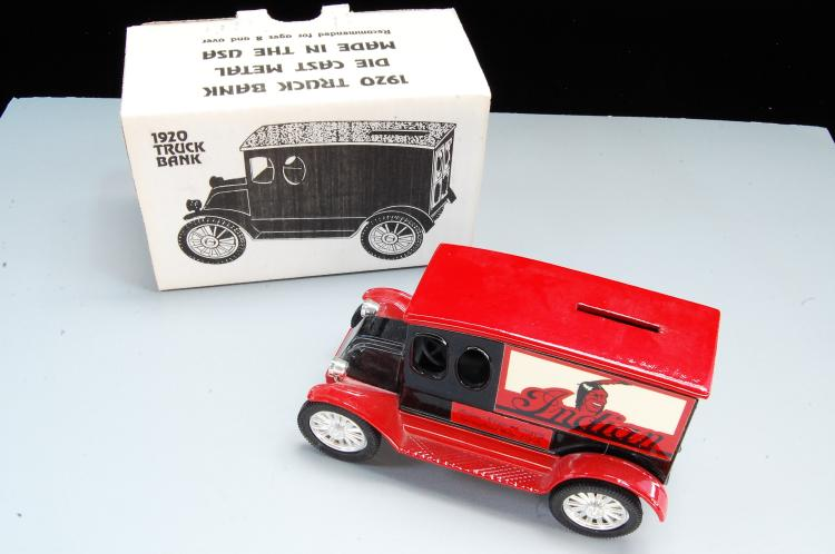 Vintage Scale Models 1920 Truck Bank in Box