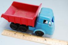 Lot 72: Vintage Processed Plastics Dump Truck Toy